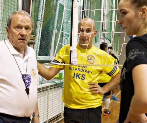 Foto: MUKS Bilard IKS – SSPS Tiger Team Tarnów