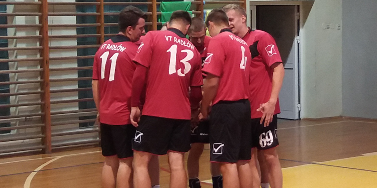 Foto: Oczoplonsy – Volleyball Team Radłów