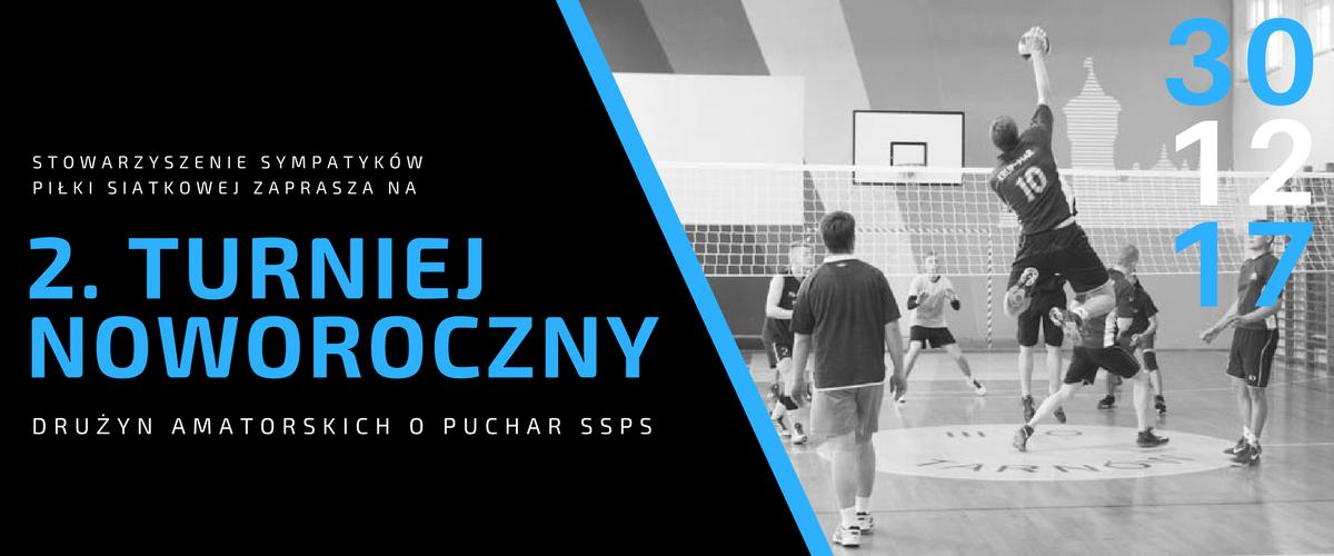 30. grudnia Turniej o Puchar SSPS!